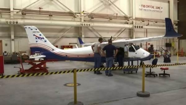 """وكالة """"ناسا"""" تكشف عن أول طائرة تعمل بالكهرباء بشكل كامل العالم"""