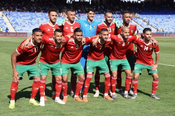 قرعة تصفيات مونديال قطر 2022..المنتخب المغربي في المستوى الأول
