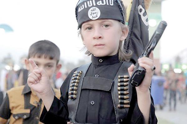 القضاء البلجيكي يقرر جلب 10 أطفال من أبناء عناصر داعش