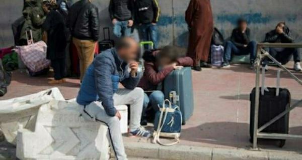 """بلاغ هام من مديرية """"الحموشي"""" يخص أفراد الجالية العالقين بالمغرب"""