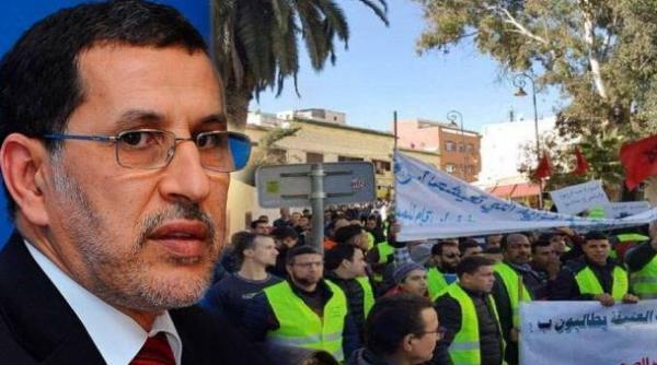 قانون الإضراب الجديد...عصا الحكومة لإسكات المواطنين الغاضبين