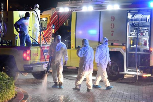الإمارات تعلن تسجيل 779 إصابة جديدة وتعافي حوالي 16 ألف حالة منذ بداية الجائحة