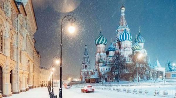 تسجيل درجة حرارة قياسية لم تشهدها موسكو منذ 165 سنة