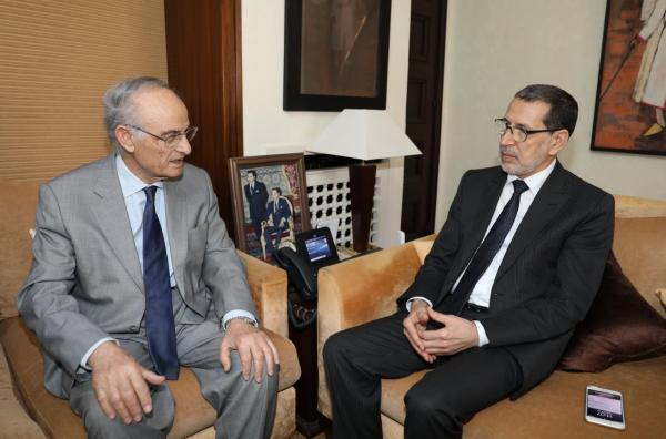 """""""العثماني"""" يتوصل بتقرير مهم حول تطور البحث العلمي بالمغرب"""