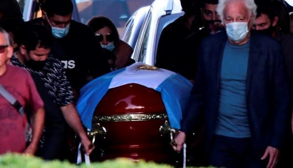 """عاجل..تطورات جديدة في قضية وفاة الأسطورة """"دييغو مارادونا"""""""