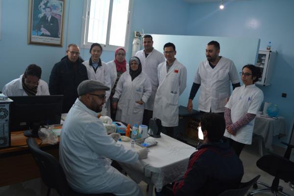 حملة طبية وأنشطة متنوعة بالسجن المحلي بشفشاون احتفاء باليوم الوطني للسجين