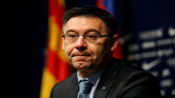 عاجل.. الشرطة الاسبانية تعتقل رئيس برشلونة السابق جوسيب ماريا بارتوميو