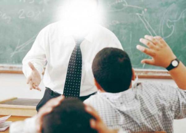 برشيد: تلميذ يعتدي على أستاذ بعد ضبطه يغش في الامتحان