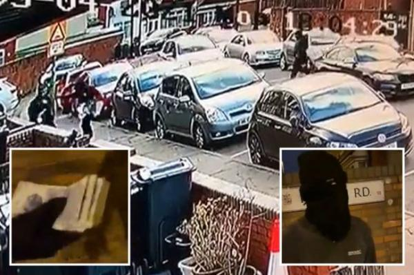 حدث في بريطانيا...لصوص يسرقون مبلغا ماليا كبيرا ويعيدونه إلى أصحابه في المساء لسبب لا يصدق (فيديو)