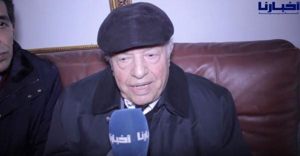 هل توفى الزعيم اليساري محمد بن سعيد أيت إيدر؟