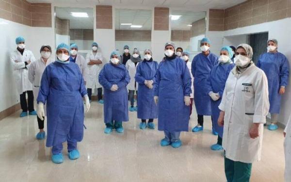 """فيروس """"كورونا"""" يضرب بقوة الأطر الطبية بمستشفى محمد الخامس بطنجة والأرقام مرشحة للارتفاع"""