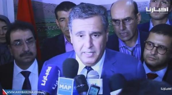 """وصف أخنوش للمغاربة بـ""""قلال الترابي"""" يثير موجة غضب على مواقع التواصل"""