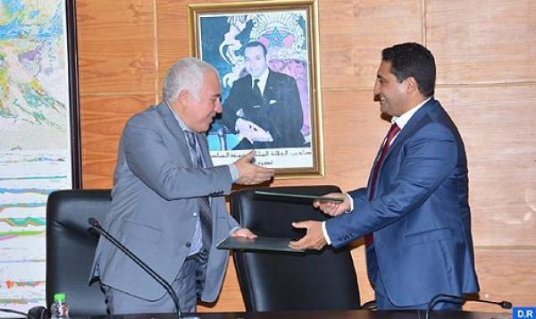 تفاصيل الإتفاق الموقع بين وزارة الطاقة وبريد المغرب
