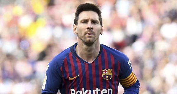 تسريب حديث ميسي للاعبي برشلونة قبيل السقوط في ليفربول