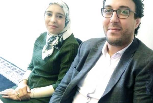 ماء العينين تعتبر أن الحجاب ليس ركنا من أركان الإسلام.. وهذا ما قالته عن علاقتها بجواد بنعيسى