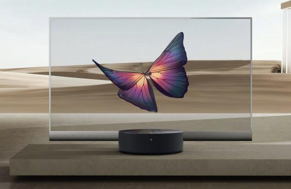شاومي تكشف عن أول شاشة تلفزيون شفافة في العالم