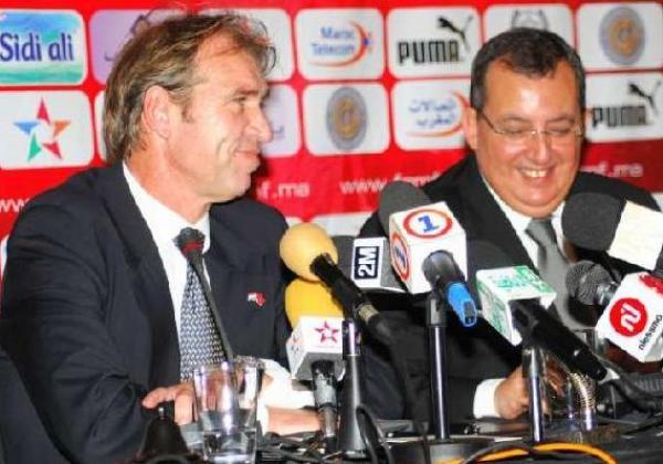 الهولندي بيم فيربيك يرفض تدريب المنتخب المغربي بشكل مؤقت