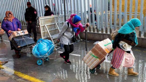 المغرب وإسبانيا يتخذان قرارا صدم ممتهني التهريب المعيشي بباب سبتة