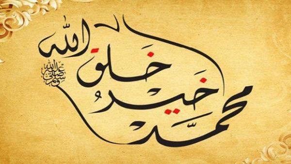 من صور حب النبي لأمته