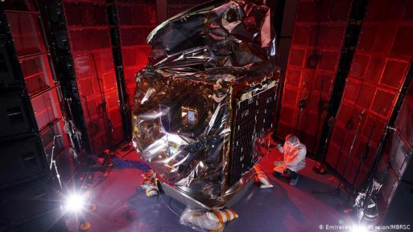 """الإمارات تؤجل إطلاق """"مسبار الأمل"""" نحو المريخ إلى موعد آخر"""