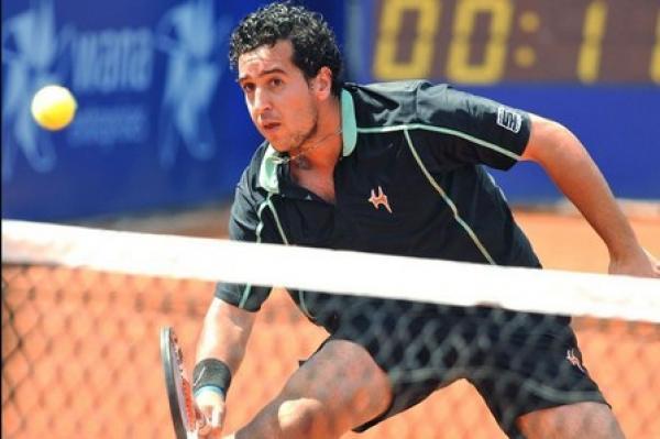 البطل المغربي لمين وهاب يفوز بلب دوري المستقبل الدولي لكرة المضرب بطنجة