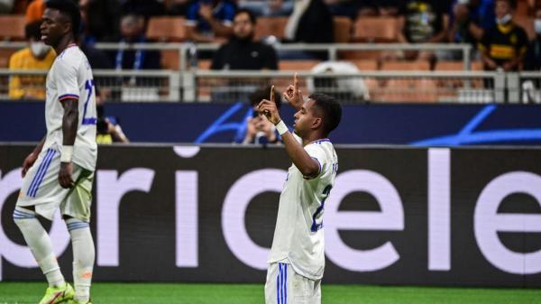 رودريغو يهدي ريال مدريد الفوز أمام إنتر في الوقت القاتل
