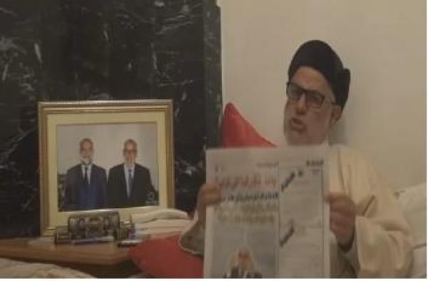 بنكيران: فحالي فحال اليوسفي ..وإذا ثبت أن لدي معاش آخر سأغادر المغرب (فيديو)