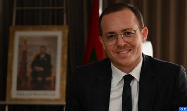 """من يكون """"حكيم حجوي"""" سفير المغرب الجديد في بريطانيا وأيرلندا الشمالية؟"""