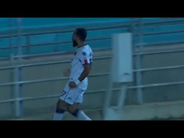 شاهد الهدف الأول لأولمبيك آسفي في شباك الترجي التونسي