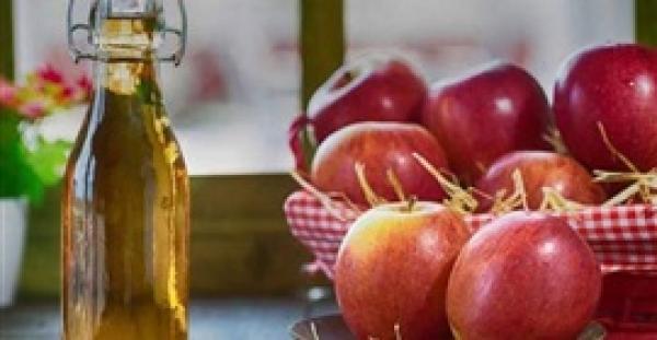 فوائد عديدة لخل التفاح.. تعرف عليها