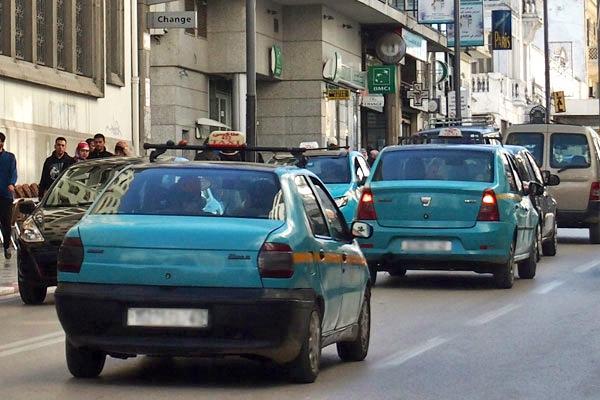 """تسعيرة جديدة لسيارات الأجرة الصغيرة بـ""""مدينة البوغاز"""""""