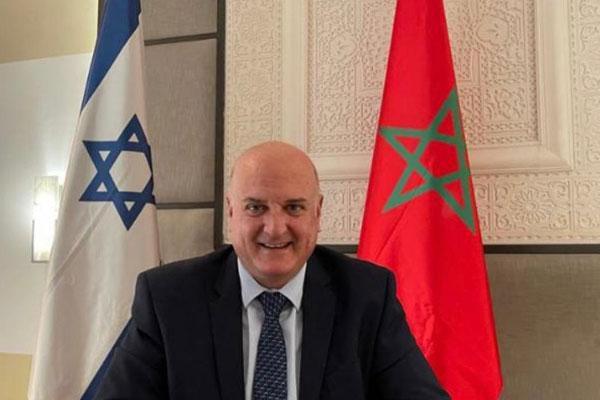 ممثل إسرائيل بالمغرب يكشف سبب سفره على عجل إلى بلده مباشرة بعد أحداث القدس الشريف