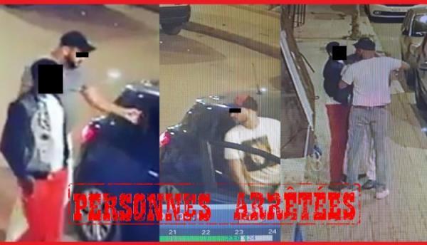 بالفيديو .. توقيف منتحلي صفة رجال الشرطة لسرقة هاتف شخص بالدار البيضاء