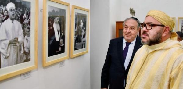 """الملك """"محمد السادس"""" يعطي تعليماته لوزارة الداخلية بخصوص الجماعات اليهودية وهذا ما أمر به"""