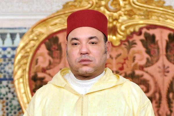 برقية تعزية من الملك إلى أسرة لاعب المنتخب المغربي السابق