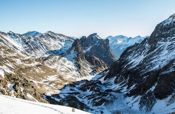 التغير المناخي يحول جبال الألب الساحرة إلى منطقة خطر دائم