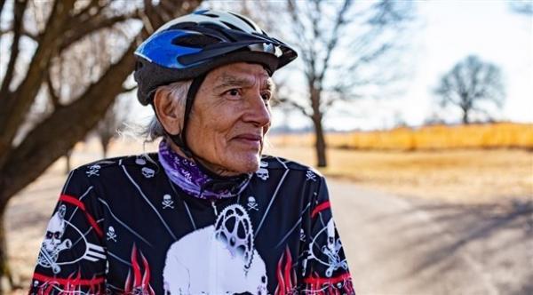 أمريكي يتمكن من التغلب على مرض السكري عن طريق ممارسة رياضة ركوب الدراجات