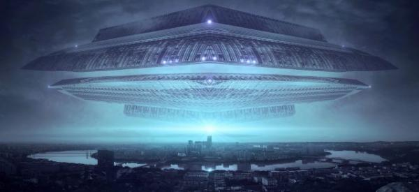 الصين تتحدى المستحيل بمدينة عائمة في الفضاء(فيديو)