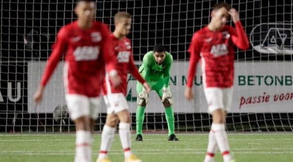 13 إصابة بكورونا في ألكمار الهولندي قبل مباراة نابولي