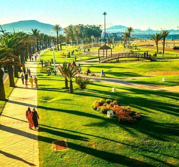 هل هي مدينة مغربية؟