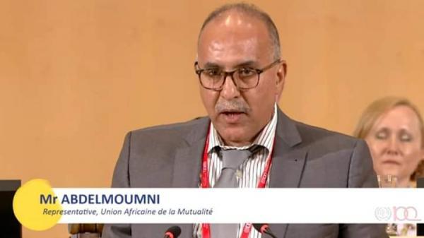 """""""المومني"""" من جنيف:المغرب عازم على تمكين شركائه من الدينامية التي يعرفها قطاع التعاضد"""