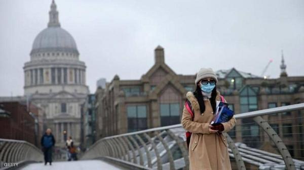 قبيل دخول البلاد في الحجر الصحي الجديد..بريطانيا تتجاوز مليون إصابة بفيروس كورونا