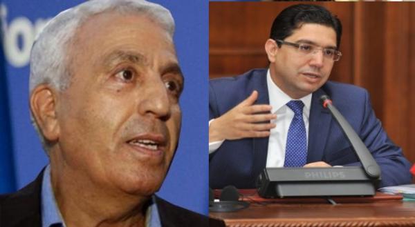سفير مغربي سابق يُهاجم بوريطة: تاسير تْنبّگْ، الخارجية فيها اللؤم والجهل والتخلف