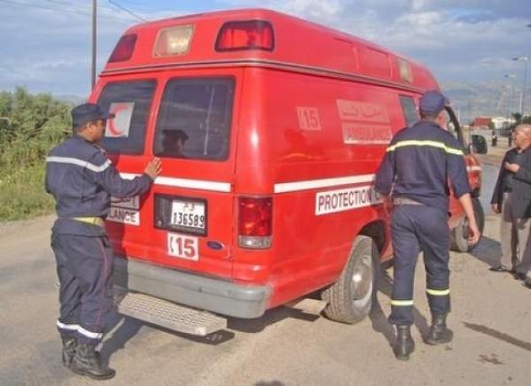 مؤلم...وفاة الشاب الذي سقط عرضيا من سيارة إسعاف