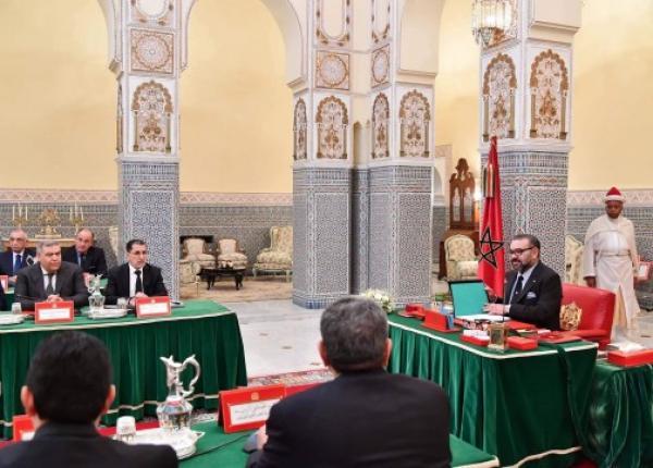 """أنباء عن ترؤس الملك """"محمد السادس"""" لمجلس وزاري حول تداعيات """"كورونا"""""""