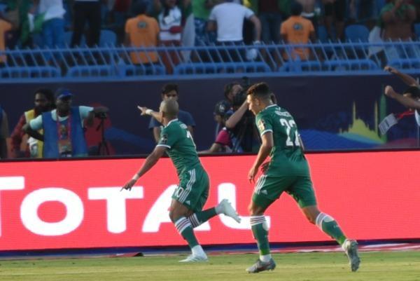 ركلات الترجيح تمنح الجزائر الصعود إلى نصف نهائي أمم أفريقيا (فيديو)