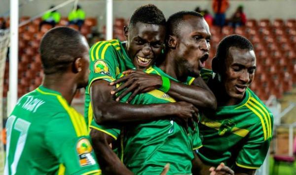 المنتخب الموريتاني يتأهل إلى نهائيات بطولة كأس العرب
