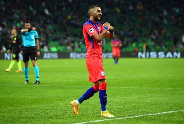 زياش يتألق ويسجل أول أهدافه مع تشيلسي (فيديو)