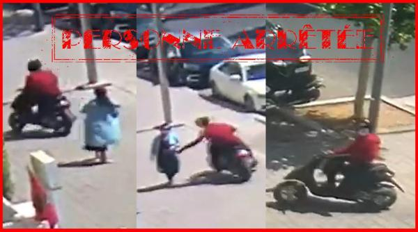 البيضاء.. سرقة سيدتين في الشارع العام باستعمال دراجة نارية والأمن يوقف الفاعل