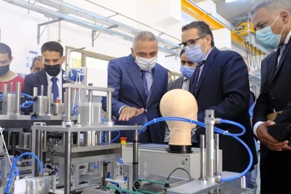 """""""العلمي"""" يطلب دعم المواطنين لإنقاذ الاقتصاد الوطني ويؤكد أن السلع المغربية أقل ثمنا وأفضل جودة من المستوردة"""